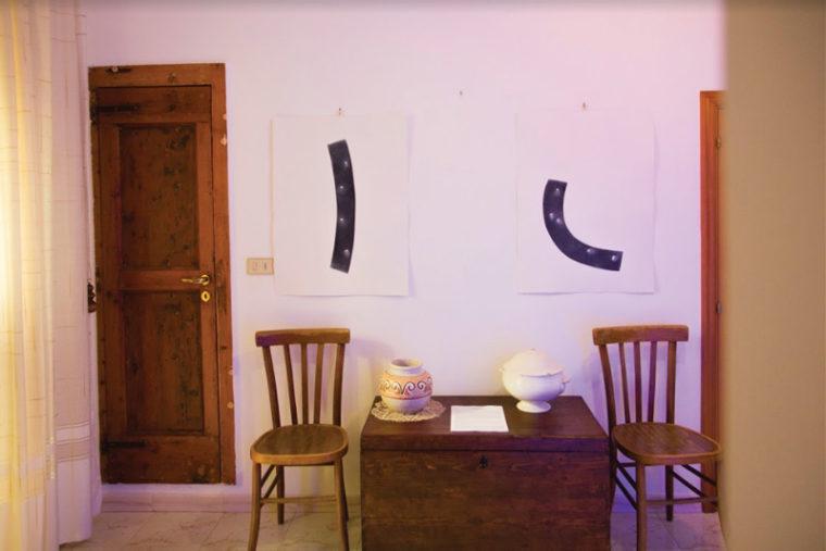 Passo a trovarti-ponte-luminaria_claudia_ponzi_visual_artist_arte_contemporanea_installazione_video_pittura_Claudia_Ponzi_performance_giovane_artista_donna